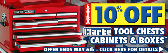 Tool Chests 10% Off!