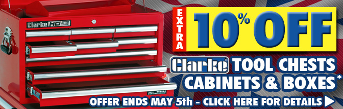 10% Off Tool Chests