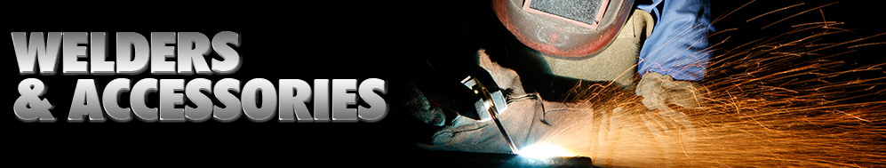Welders, Welding accessories, Brazing and Soldering