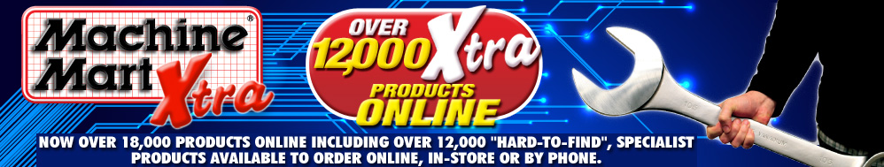 Machine Mart Xtra - Order Online, in store or by phone
