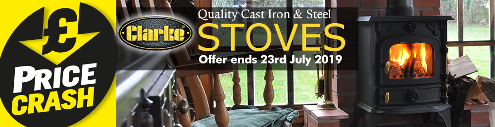 Cast Iron & Steel Stoves Offer
